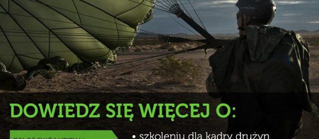 Konferencja specjalnościowa spadochronowo-obronna